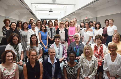 A Look Back at the 2019 ISS Women's Symposium
